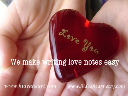 Easy Love Notes