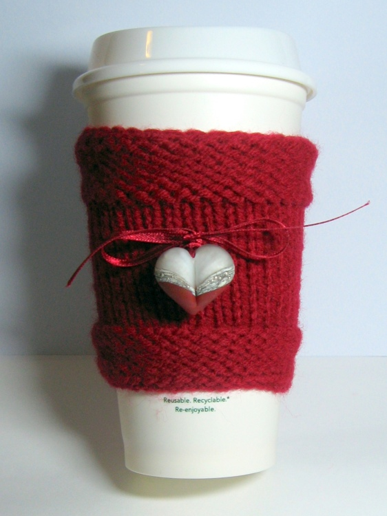 My Latte Cozy