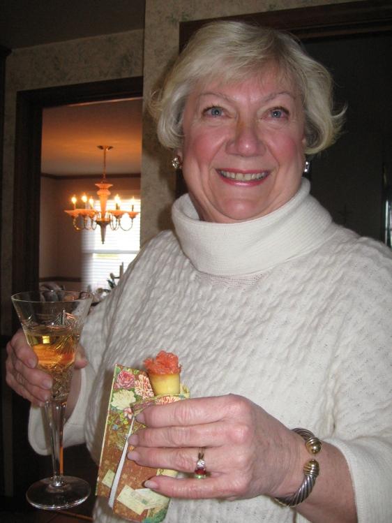 Cornet-Champagne