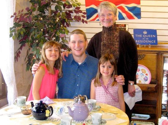 Tea in '13