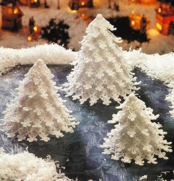 Outstanding Free Christmas Tree Crochet Pattern Inspiration