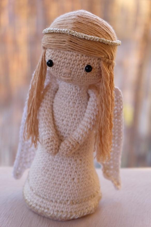 Crochet Lovely Angel Video Tutorial   Horgolás, Amigurumi és Kötés   877x584